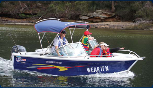 Boat Licence - No Log Book Required